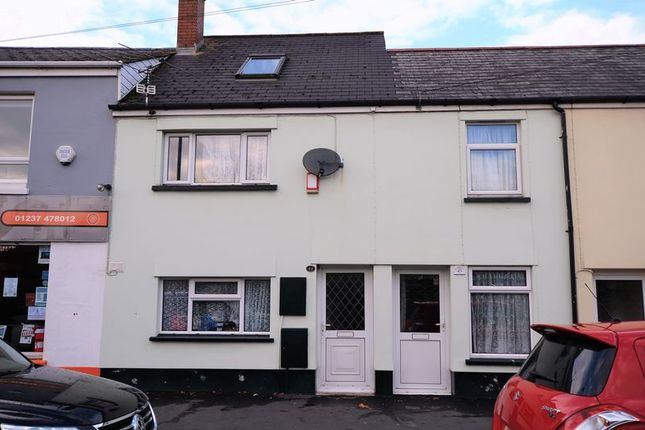Thumbnail Terraced house to rent in Old Town, Bideford