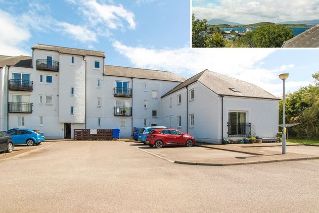 Thumbnail Flat for sale in Creag An Airm, Oban
