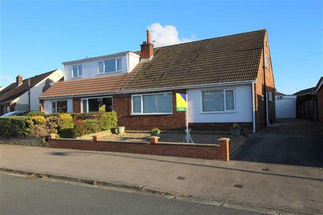 Thumbnail Semi-detached bungalow to rent in Oaktree Avenue, Ingol, Preston