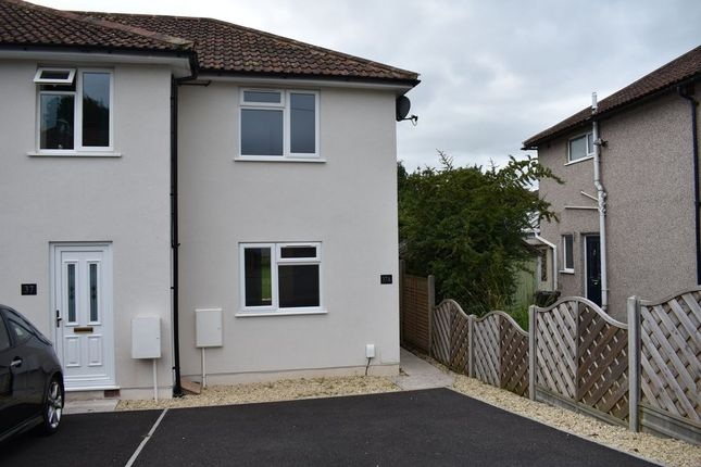 Thumbnail Semi-detached house to rent in Burley Grove, Mangotsfield, Bristol