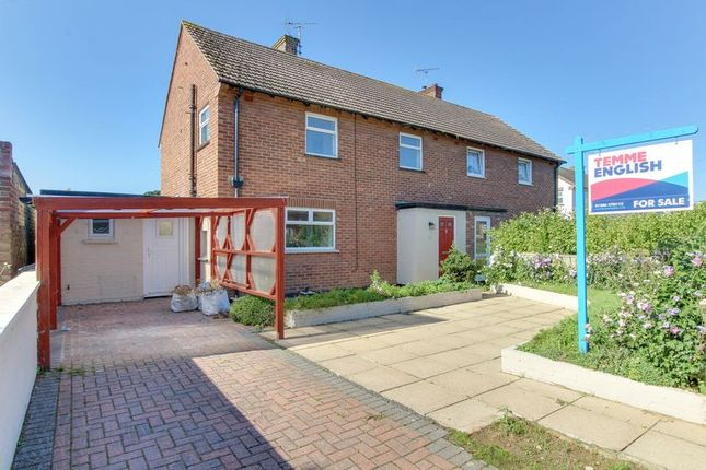 Thumbnail Semi-detached house for sale in Harvey Road, Colchester