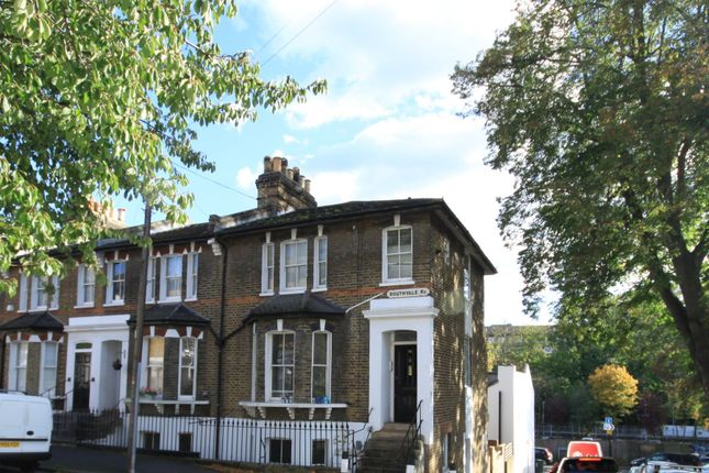 Thumbnail Flat to rent in Southvale Road, London