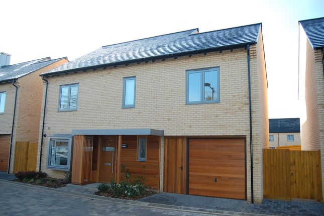 Thumbnail Detached house to rent in Old Mills Road, Trumpington, Cambridge