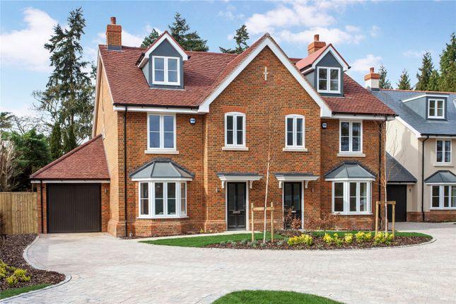 Thumbnail Semi-detached house for sale in Tennyson Mews, Shiplake, Oxfordshire