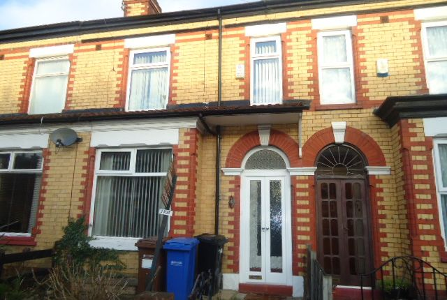 Thumbnail Terraced house to rent in Hardcastle Road, Edgeley, Stockport
