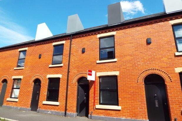 Thumbnail Property to rent in Laburnum Street, Salford