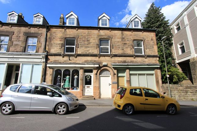 Thumbnail 2 bed flat for sale in 88 Hopewell Road, Matlock