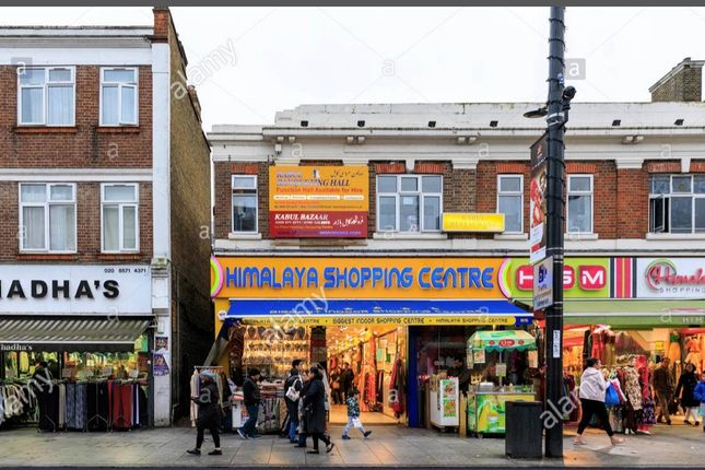 Thumbnail Retail premises to let in Himalaya Shopping Centre, Southall
