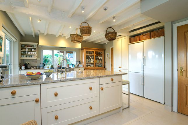 Kitchen of Overton Road, Bangor-On-Dee, Wrexham, Clwyd LL13