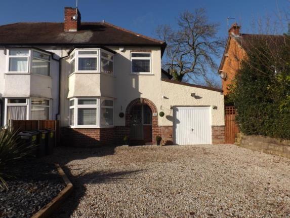 Thumbnail Semi-detached house for sale in Baldwins Lane, Birmingham, West Midlands