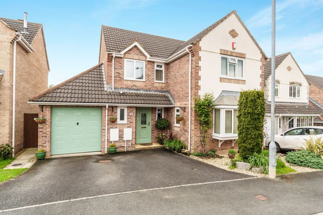 Thumbnail Detached house for sale in Carrisbrooke Way, Latchbrook, Saltash