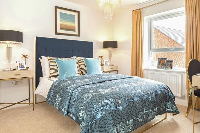 Ingleby Master Bedroom