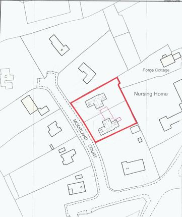 2 Bed Detached Bungalow For Sale In Moorland Court Yelverton Pl20