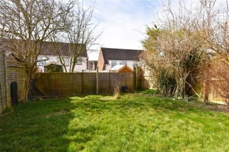 Garden of North Lane, Portslade BN41