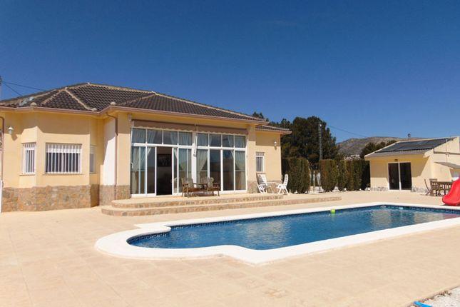 Thumbnail Detached house for sale in La Romana, La, Alicante, Valencia, Spain