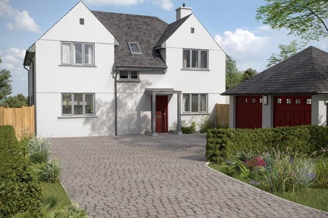 Thumbnail Detached house for sale in South Road, Newton Abbot