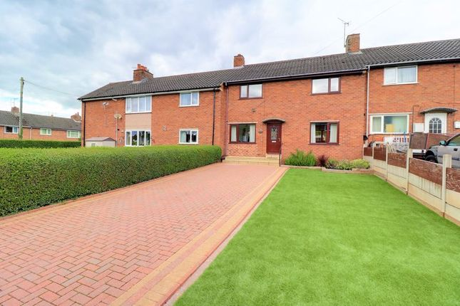 3 bed terraced house to rent in The Uplands, Great Haywood ST18