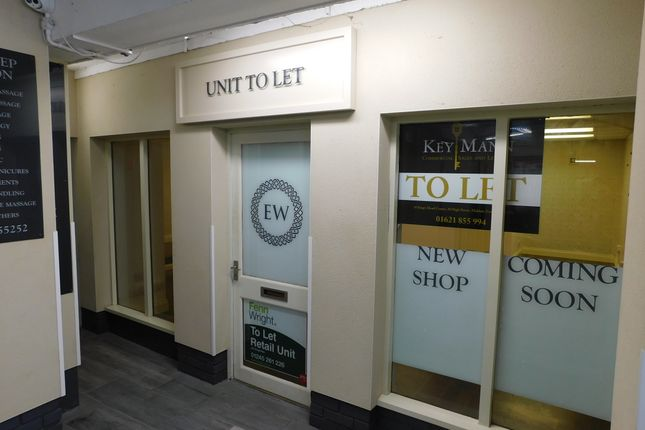 Thumbnail Retail premises to let in High Street, Maldon