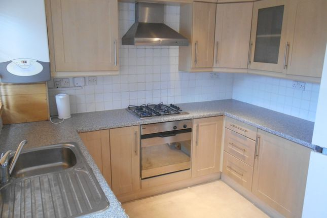 Thumbnail Terraced house to rent in Haslemere Road, Southsea