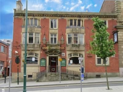 Thumbnail Pub/bar for sale in Hare & Hounds, 16 Yorkshire Street, Oldham, Lancashire