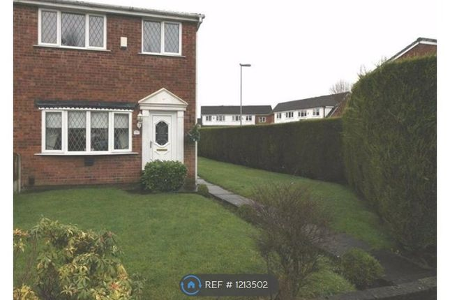 Thumbnail Semi-detached house to rent in Landsberg Road, Failsworth, Manchester