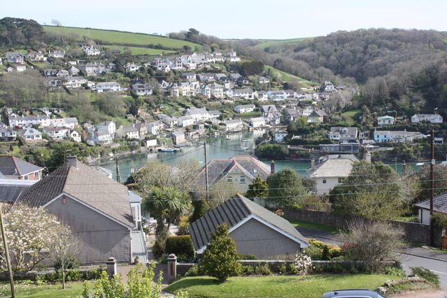 Thumbnail End terrace house for sale in Court Road, Newton Ferrers, South Devon