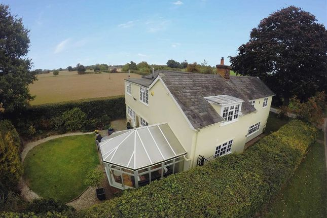 Thumbnail Cottage for sale in Hadleigh Road, Holton St Mary, Suffolk