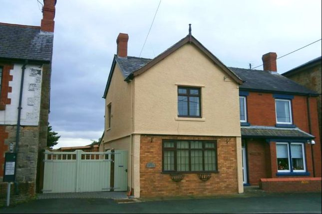 Thumbnail Semi-detached house to rent in Llanymynech