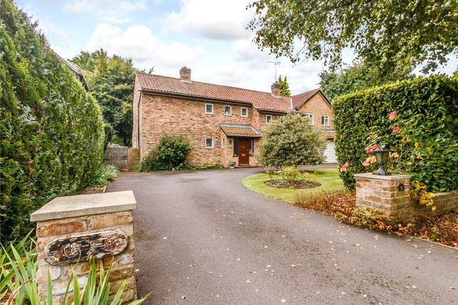 Thumbnail Detached house for sale in 51 Camp Road, Gerrards Cross, Buckinghamshire