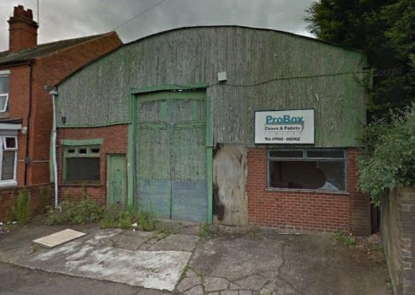 Thumbnail Industrial for sale in Wolverhampton Street, Willenhall