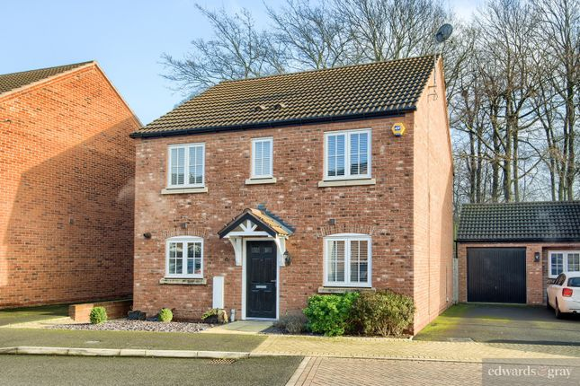 Thumbnail Detached house for sale in Stewards Field Drive, Great Barr