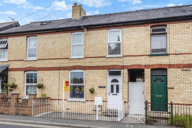 Thumbnail Terraced house for sale in Tremont Rd, Llandrindod Wells