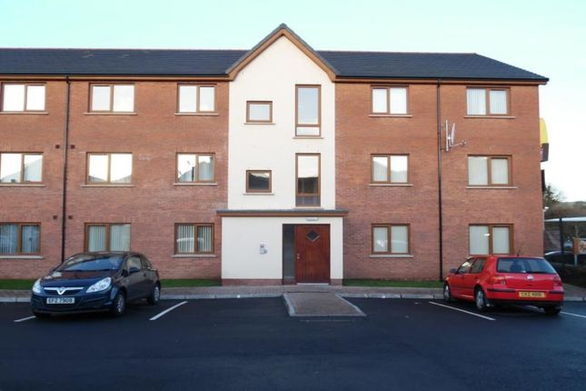 Thumbnail Flat to rent in Antrim Road, Newtownabbey