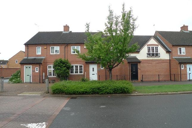 Thumbnail Terraced house to rent in West Lake Avenue, Hampton Vale, Peterborough, Cambridgeshire.