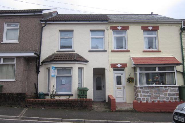 Thumbnail Property to rent in Kingsland Terrace, Pontypridd, Treforest