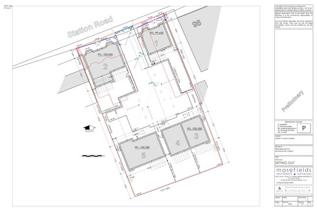 Thumbnail Land for sale in Station Road, Studley
