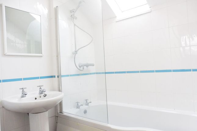 Bathroom of Park Street, Stoke, Plymouth PL3
