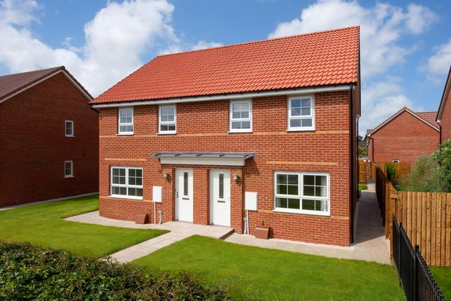 "Thumbnail Semi-detached house for sale in ""Maidstone"" at Lowfield Road, Anlaby, Hull"