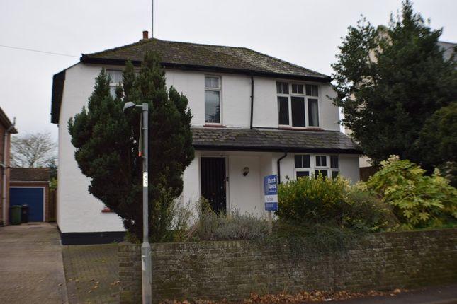 Thumbnail Detached house for sale in 9 Goldhanger Road, Heybridge, Maldon, Essex
