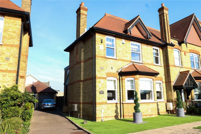 Thumbnail Terraced house for sale in The Mall, Hornchurch