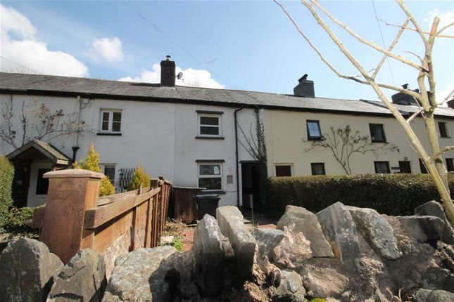 Thumbnail Terraced house for sale in The Terrace, Machynlleth, Powys