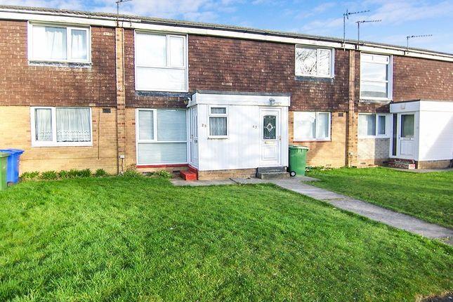 Thumbnail Flat to rent in Cairnsmore Close, Cramlington