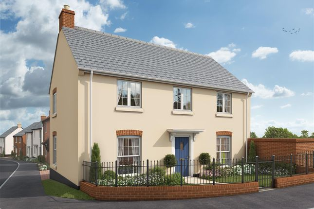 Thumbnail Detached house for sale in Putton Lane, Chickerell, Weymouth