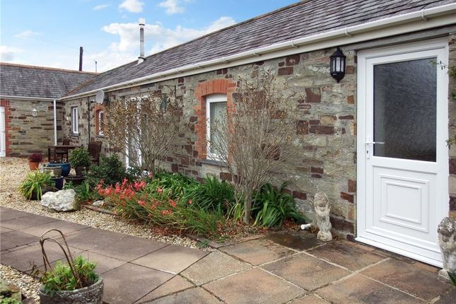 Thumbnail Bungalow to rent in St. Lawrence Road, Bodmin