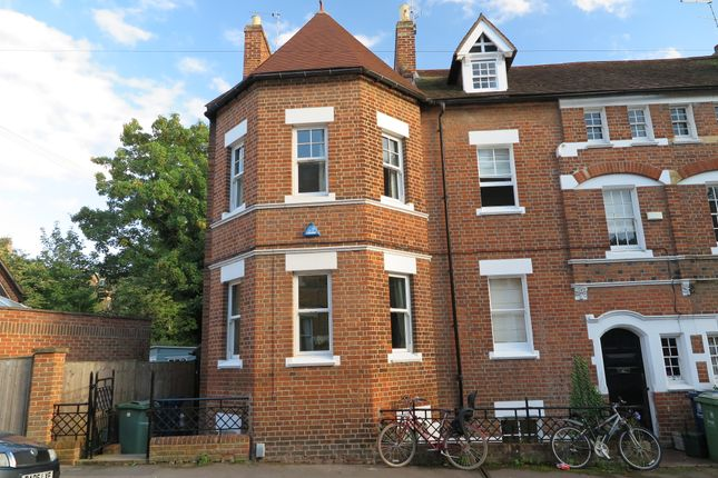 Thumbnail End terrace house for sale in Longworth Road, Oxford