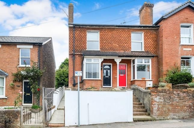 Thumbnail End terrace house for sale in St. Mary's Road, Tonbridge, Kent, .