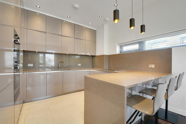 Kitchen of Gunnersbury Mews, Chiswick, London W4