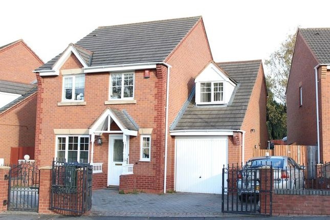 Thumbnail Detached house for sale in Somerset Road, West Bromwich
