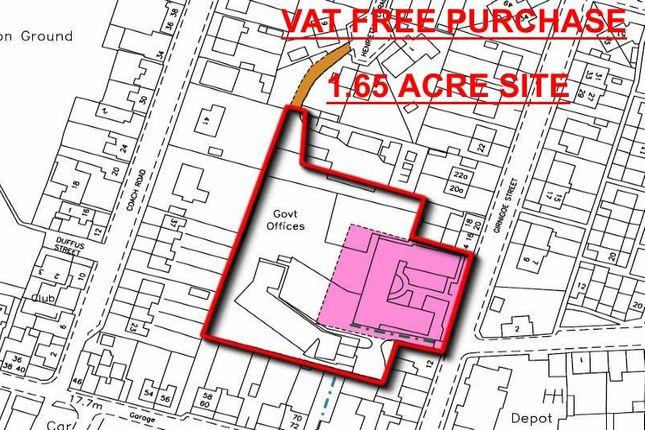 Thumbnail Commercial property for sale in Girnigoe Street, Govt Offices, Wick KW14Hw