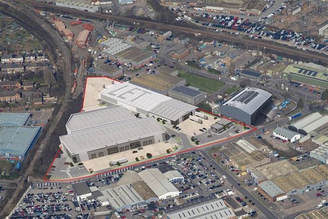 Thumbnail Industrial to let in (Former Vospers Ford) Marsh Barton Road, Exeter
